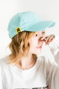 HEDWiNG Line Logo Ballcap Light Blue
