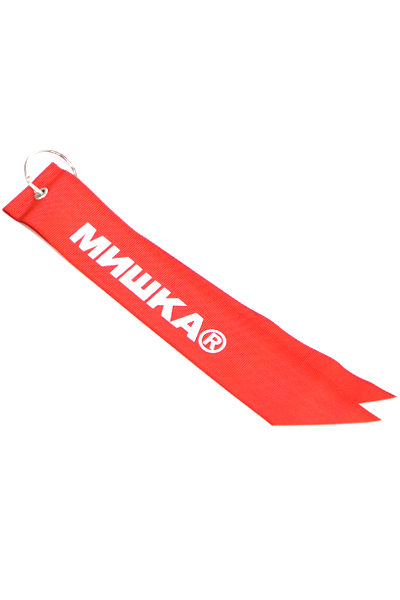 MISHKA (ミシカ) MAW183409 KEY HOLDER Red