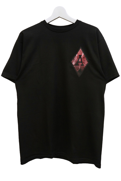BLACK SCALE BLVCK REBELS T-Shirts BLACK