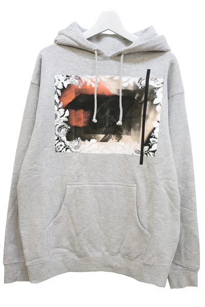 BLACK SCALE HAVOK PULLOVER GREY