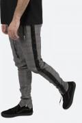 mnml(ミニマル) GRANDPA TRACK PANTS Black/White