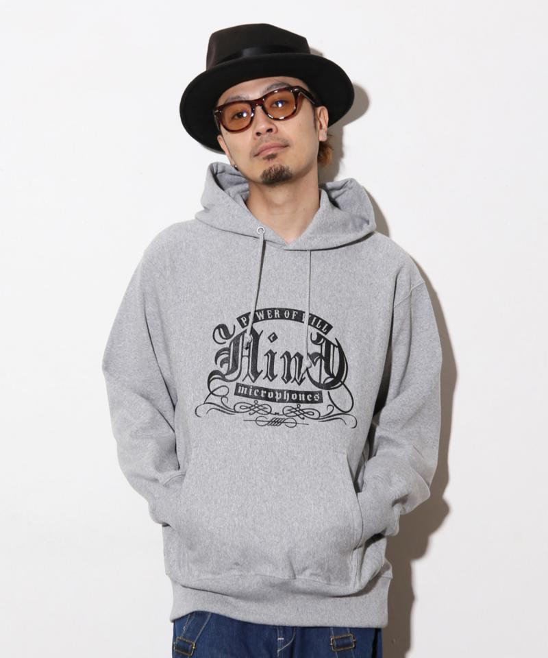 NineMicrophones PARKA-Power of will-GRAY