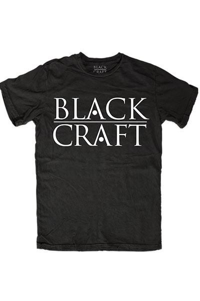 BLACK CRAFT Blackcraft TEE