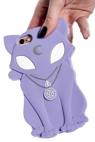 KILL STAR CLOTHING(キルスター・クロージング) BELTANE Phone Case [LILAC]