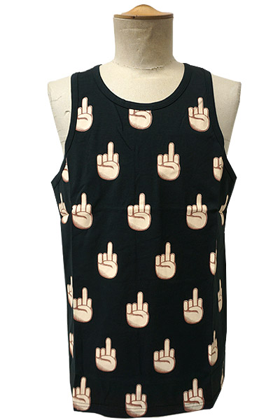 Stay Sick Clothing Finger All-Over - TankTop