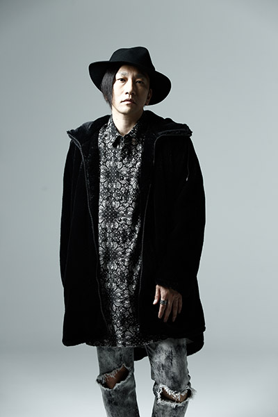 Zephyren (ゼファレン) LONG SHIRT L/S -Resolve- PAISLEY