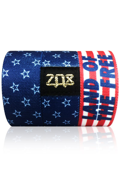 ZOX STRAPS LAND OF THE FREE