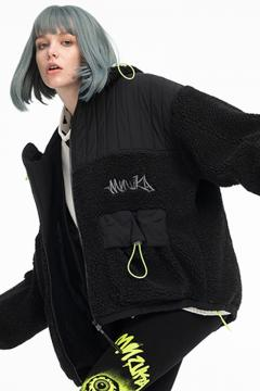 MISHKA(ミシカ) MAW200612  JACKET BLACK