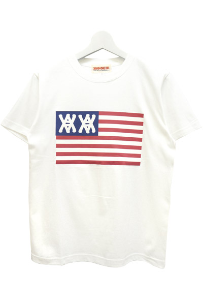 ANIMALIA AN16A-TE02 AA FLAG WHITE