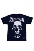 【予約商品】Zephyren(ゼファレン)S/S TEE - SKULL HEAD - NAVY