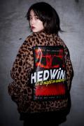 【予約商品】HEDWiNG R.A.M Leopard Fur Jacket