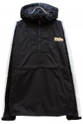 TOY MACHINE TMF18JK17 FIST LOGO ANORAK PARKA - BLACK