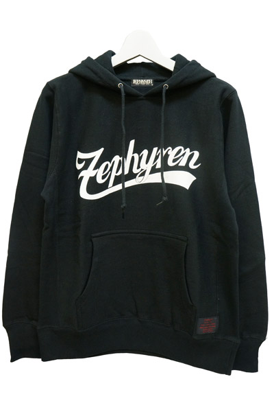 Zephyren (ゼファレン) HEAVY WEIGHT PARKA -BEYOND- BLACK