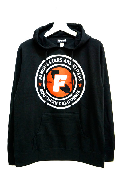 FAMOUS STARS AND STRAPS FMS LOCAL PULLOVER HOODIE