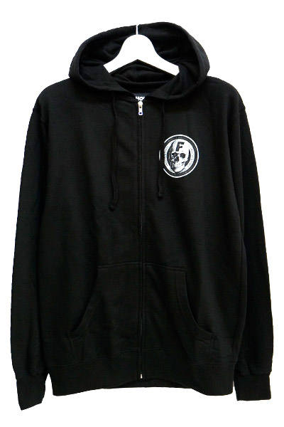 FAMOUS STARS AND STRAPS HEAVY HITTERS ZIP HOODIE