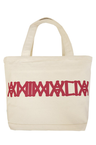 ANIMALIA AN16A-AC16 DUCK TOTE #001  NATURAL