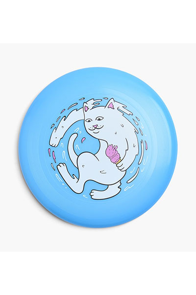 RIPNDIP ICE CREAM SURFER FRISBEE