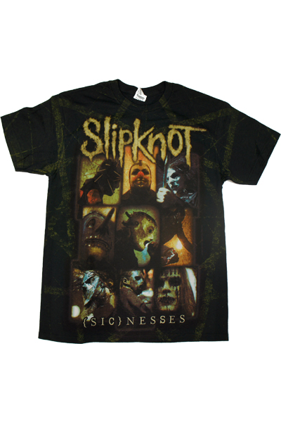SLIPKNOT SICKNESS TEE