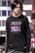 アマツカミ  神代/Gods  L/S T-shirts