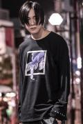 アマツカミ  金魚/Goldfish  L/S T-shirts