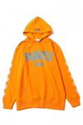 RUDIE'S BRIGHT PHAT HOOD SWEAT ORANGE