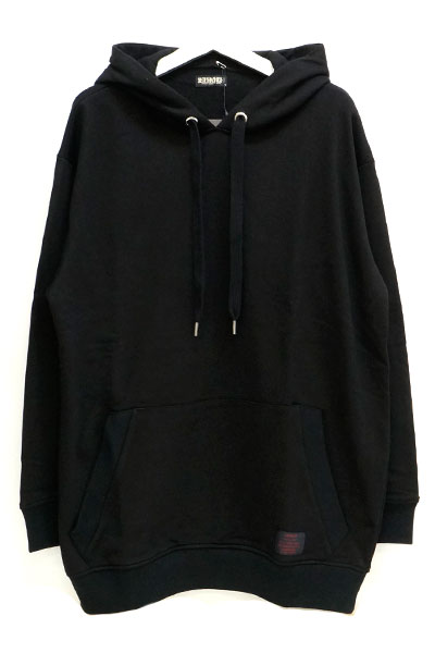 Zephyren (ゼファレン) BIG PARKA BLACK