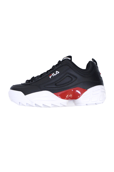 FILA F0429-0014 DISRUPTOR 2 LAB BLACK/RED