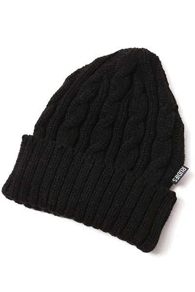 RUDIE'S WASTE CABLE KNITCAP