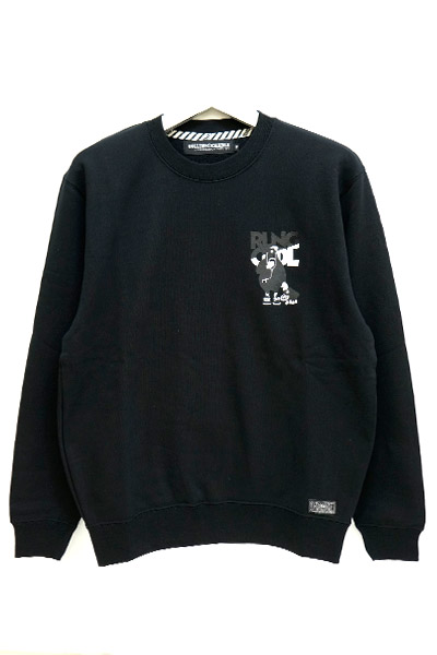 ROLLING CRADLE CYCLOPS HOLIDAY SWEAT / Black