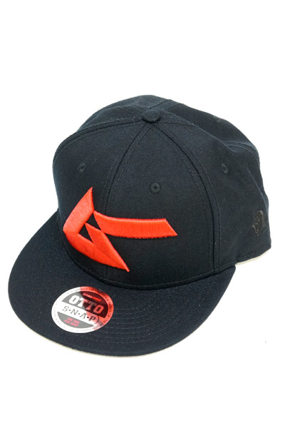 ROLLING CRADLE RCxMU MU CAP / Black-Red