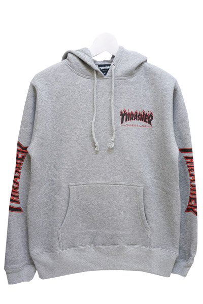 THRASHER TH85176 H.GRAY/RED
