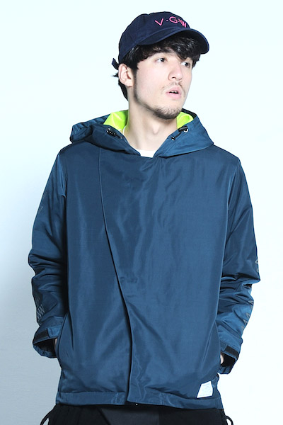 VIRGO Urban refraction mt parka NAVY