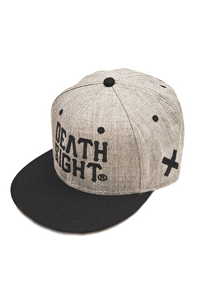 deathsight 17 Logo Cap GRAY