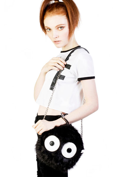 DISTURBIA CLOTHING Critter Bag