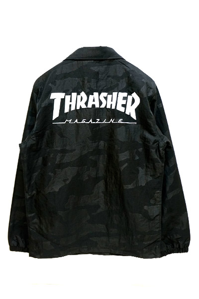 THRASHER TH5089 HOME TOWN BLK/CAMO/BLK