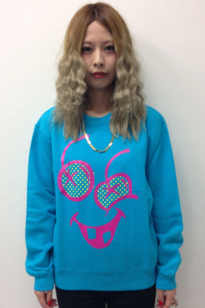 ICECREAM CREWNECK ROYAL BLUE K820