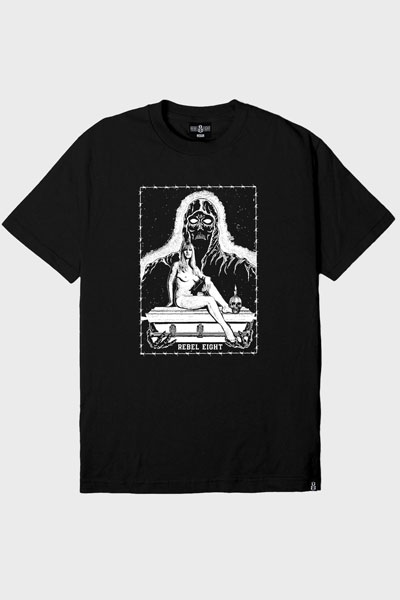 REBEL8 Death Maiden Tee