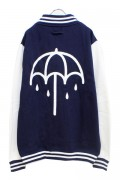BRING ME THE HORIZON UMBRELLA VARSITY JACKET