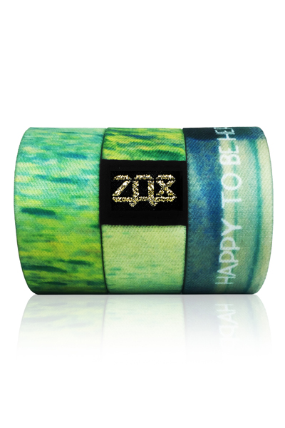 ZOX STRAPS HAPPY TO BE HERE