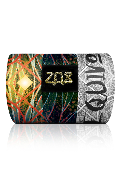 ZOX STRAPS EQUIVOCAL