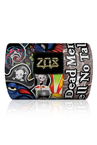 ZOX STRAPS DEAD MEN TELL NO TALES