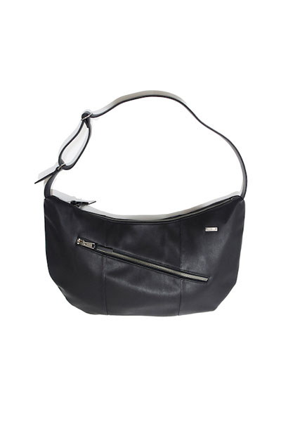 VIRGO VG-GD-566 NEW MOON SHOULDER BAG BLACK