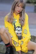 acOlaSia MAD DOG PULLOVER YELLOW
