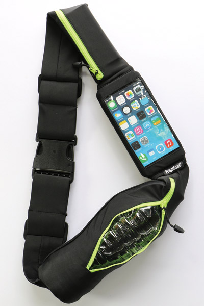 HOLDTUBE TOUCH 2 HT-0724 BLACK x LIME