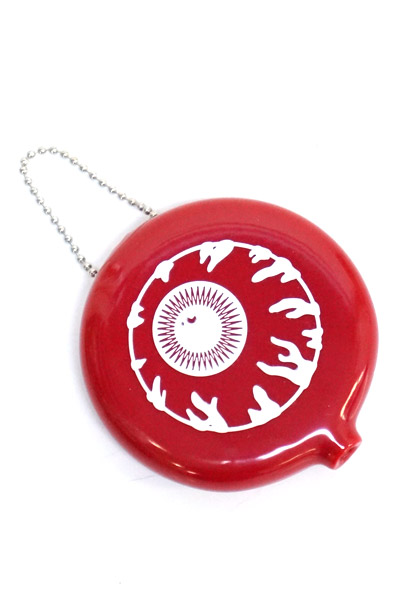 MISHKA (ミシカ) EX17002E COIN CASE KEEPWATCH RED