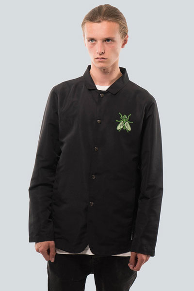 DROP DEAD CLOTHING Buzzing Jacket