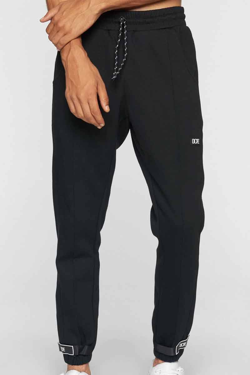 DOPE Core-Teck Pleated Joggers BLACK