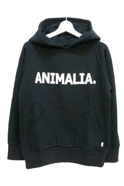 ANIMALIA AN17A-SW01 RR LOGO BLACK