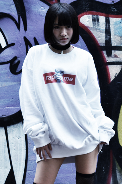 アマツカミ Rap※ Me Sweat White