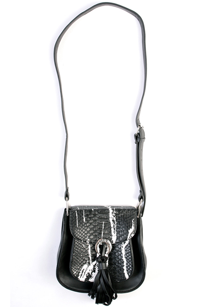 DISTURBIA CLOTHING Serpent Bag